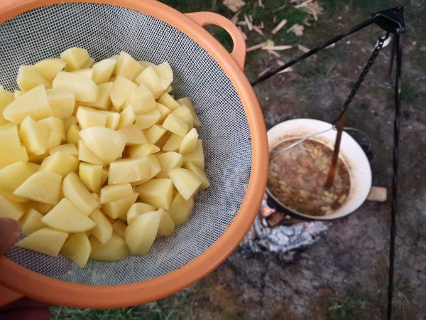 Palócleves - cartofii