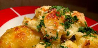 Kartoffel – Mâncare simplă de cartofi copți în cuptor cu 4 feluri de brânză